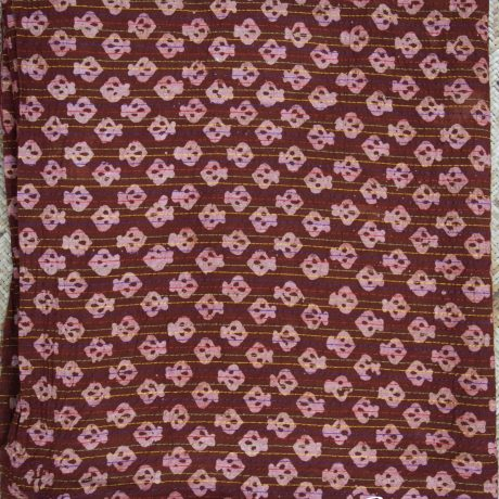 Chestnut Brown-Block-print-gojkapor