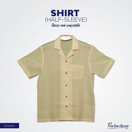 Shirt-Cream