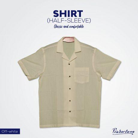 Shirt-offwhite