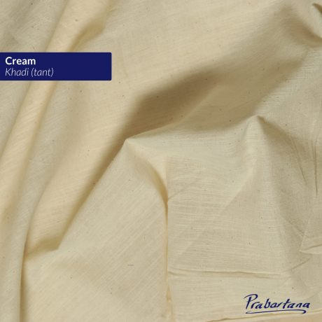 Cream-fabric